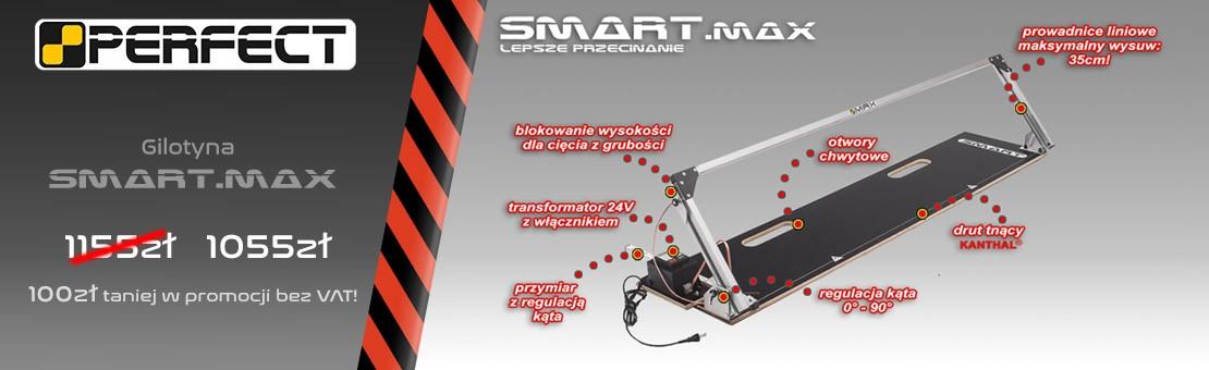 Maszyna do cięcia styropianu Smart.MAX